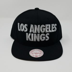 the best attitude 96771 f2168 Los Angeles Kings Mitchell & Ness hat! New w/o tag
